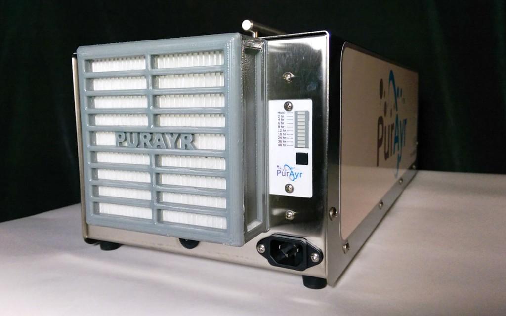 PurAyr R15 - back